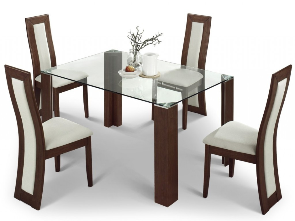 Best ideas about Dining Table Sets . Save or Pin 50 Dining Table Set With 4 Chairs Knightsbridge Oak Now.