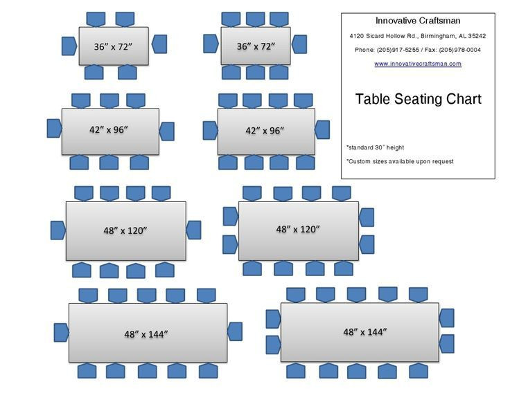 Best ideas about Dining Table Sizes . Save or Pin Awesome Standard Conference Table Dimensions with Awesome Now.