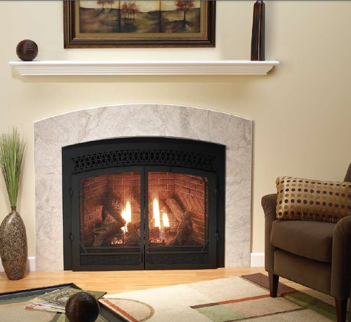 Best ideas about Direct Vent Fireplace . Save or Pin Direct Vent Gas Fireplaces St Louis MO Now.