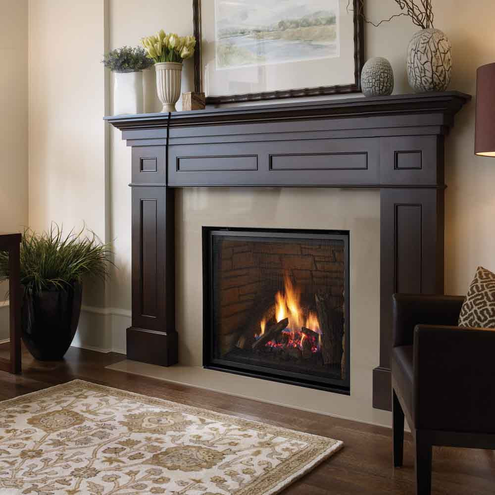 Best ideas about Direct Vent Fireplace . Save or Pin Direct Vent Fireplaces Archives American Heritage Fireplace Now.