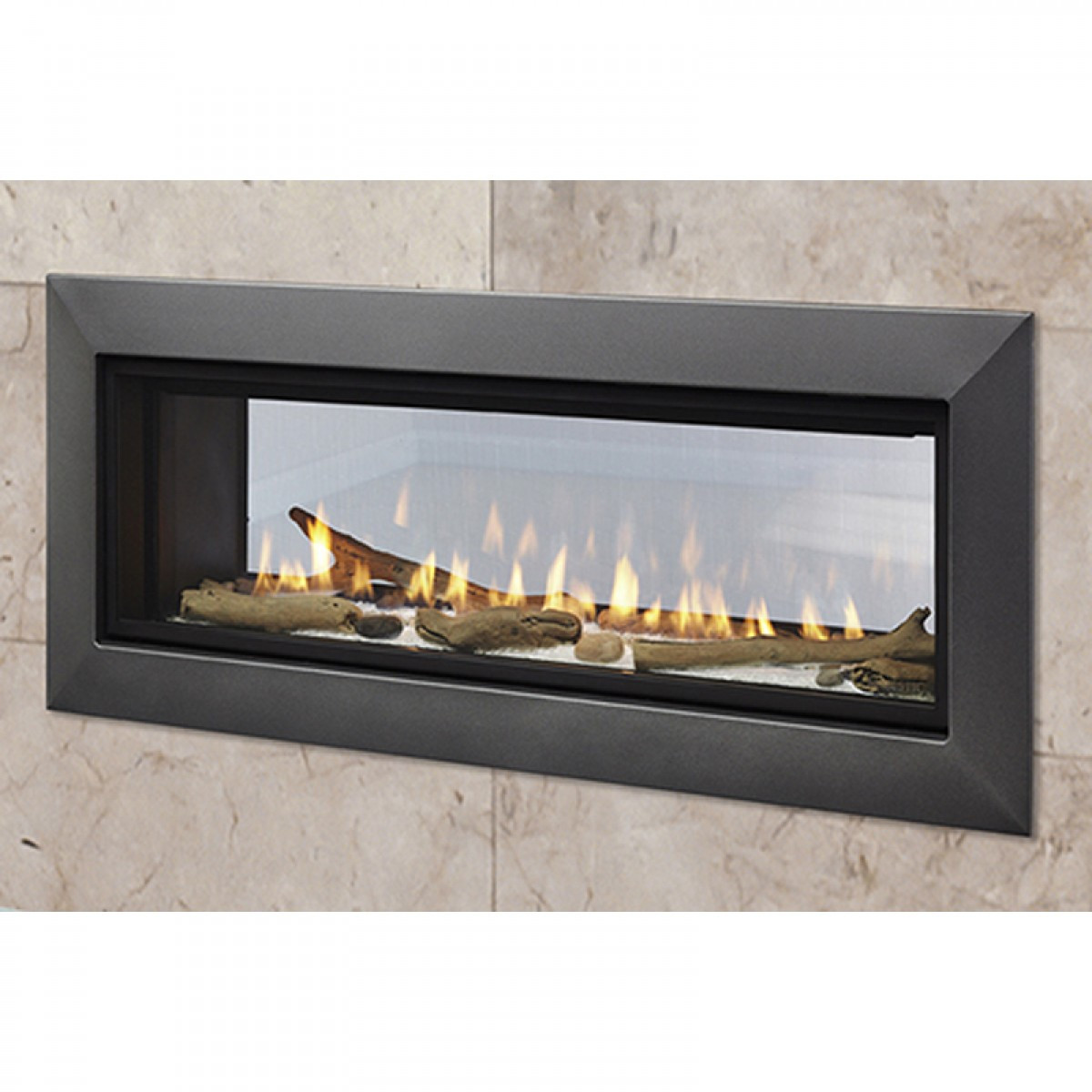 "Best ideas about Direct Vent Fireplace . Save or Pin Majestic Echelon II 36"" NG See Through Direct Vent Now."