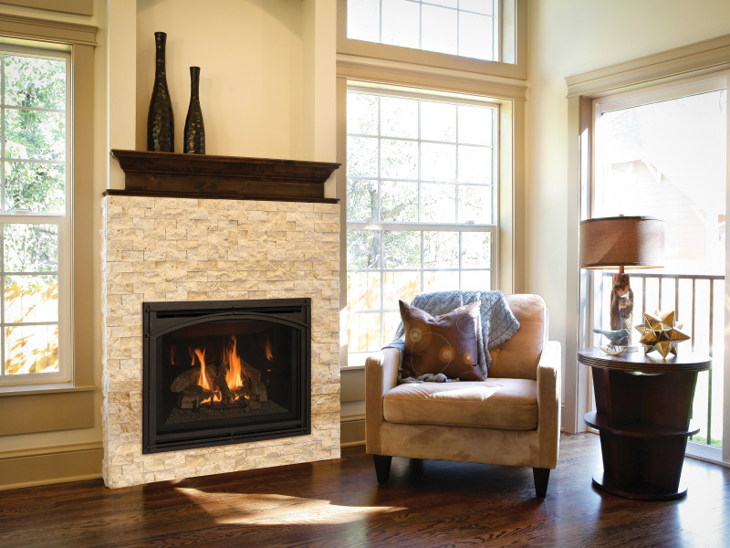 Best ideas about Direct Vent Gas Fireplace . Save or Pin TRF 41 Direct Vent Gas Fireplace Now.