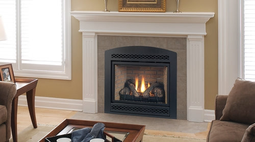 Best ideas about Direct Vent Gas Fireplace . Save or Pin Monessen Direct Vent Gas Fireplace BDV Seriesr Monessen Now.