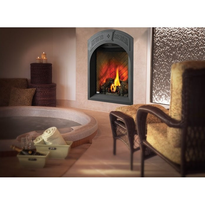 Best ideas about Direct Vent Gas Fireplace . Save or Pin Napoleon Tureen Direct Vent Wall Mount Gas Fireplace Now.