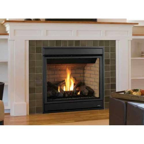 Best ideas about Direct Vent Gas Fireplace . Save or Pin Superior Merit Plus Direct Vent Gas Fireplace Front View Now.