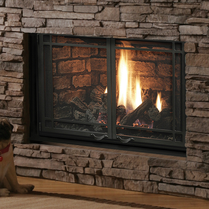 Best ideas about Direct Vent Gas Fireplace . Save or Pin Kingsman HBZDV3624 Direct Vent Fireplace Now.