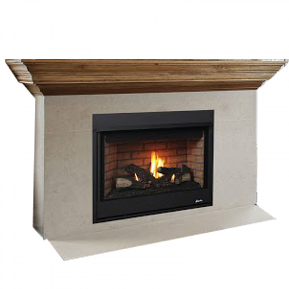 Best ideas about Direct Vent Gas Fireplace . Save or Pin IHP Superior DRT2000 Direct Vent Gas Fireplace Now.