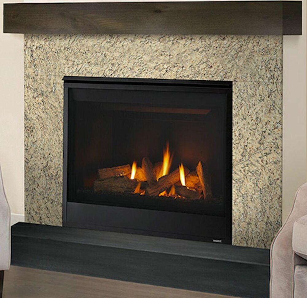 """Best ideas about Direct Vent Gas Fireplace . Save or Pin Majestic Quartz 32"""" Direct Vent Gas Fireplace QUARTZ32 Now."""