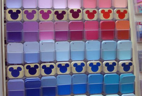 Best ideas about Disney Paint Colors . Save or Pin Disney paint swatches from Behr available at Home Depot Now.
