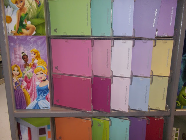 Best ideas about Disney Paint Colors . Save or Pin Disney Paint Program All That Glitters Now.