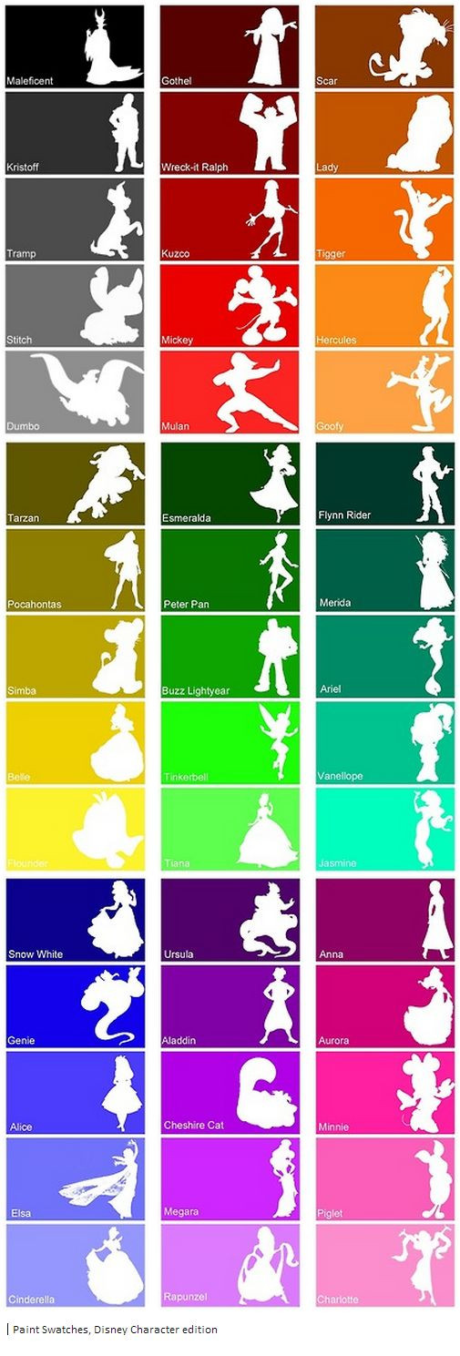 Best ideas about Disney Paint Colors . Save or Pin Disney paint swatches I disagree with Elsa s I think it Now.