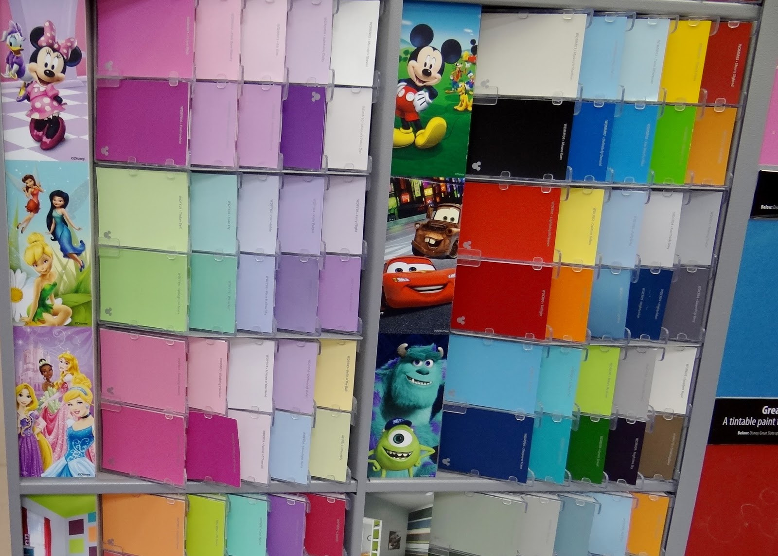Best ideas about Disney Paint Colors . Save or Pin Bedroom Makeover with Disney Glidden Paint Baby Shopaholic Now.