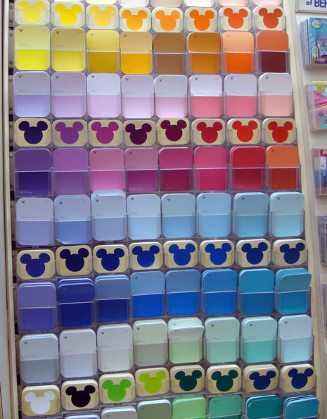 Best ideas about Disney Paint Colors . Save or Pin Painting the world Disney Liam Dempsey Now.