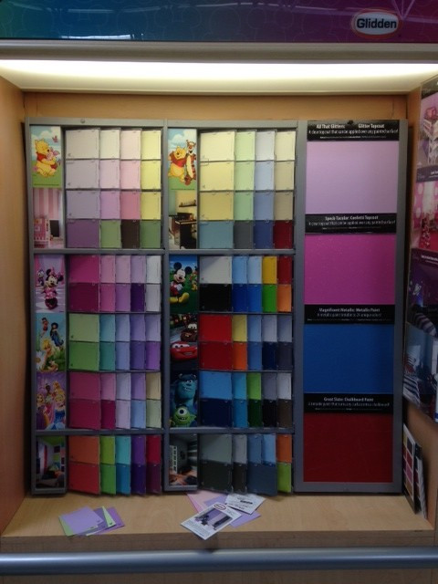 Best ideas about Disney Paint Colors . Save or Pin Painting with Glidden Disney Paint Now.