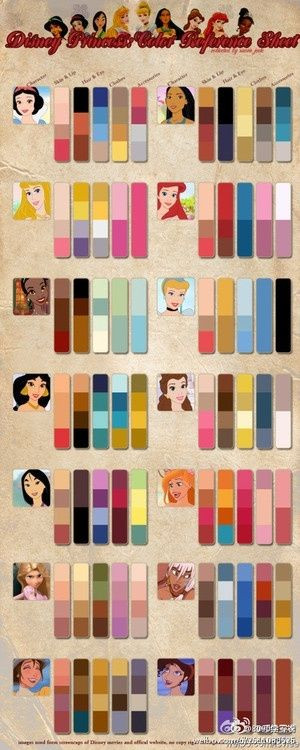 Best ideas about Disney Paint Colors . Save or Pin Top 37 ideas about Disney Color Palette on Pinterest Now.