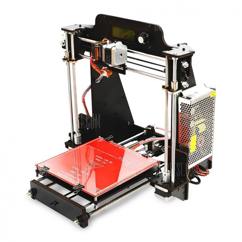 Best ideas about DIY 3D Printer Kit . Save or Pin 15 Best Cheap DIY 3D Printer Kits in 2019 Now.