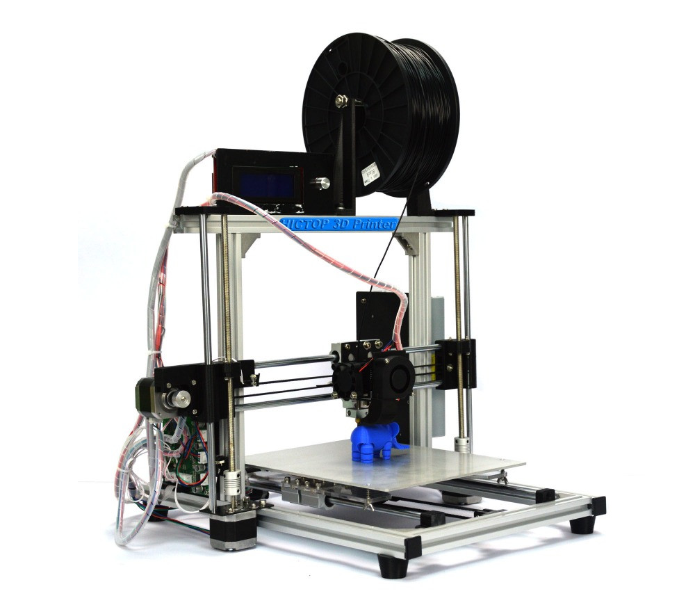 Best ideas about DIY 3D Printer Kit . Save or Pin 2015 High Quality Precision Reprap Prusa i3 DIY 3d Printer Now.