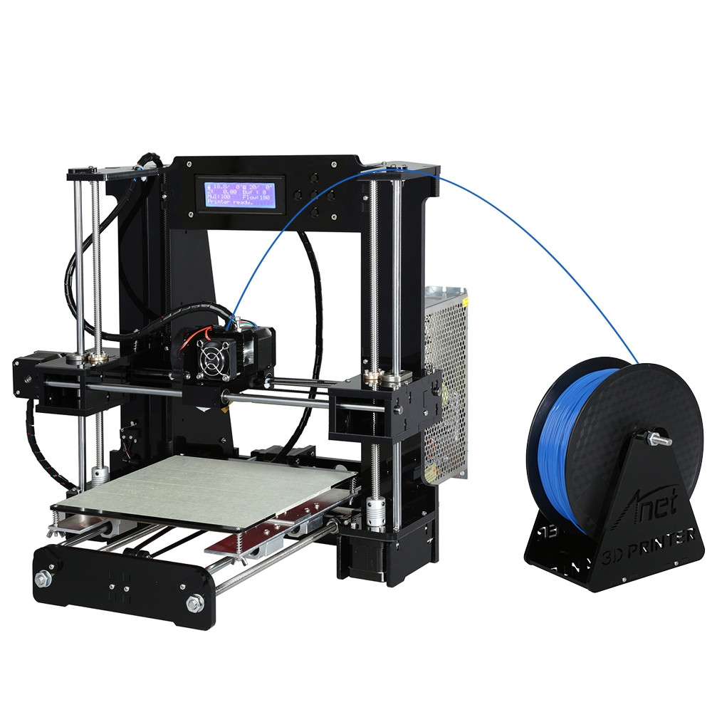Best ideas about DIY 3D Printer Kit . Save or Pin Anet A6 L5 DIY 3D Printer Kit With Auto Leveling 220 220 Now.