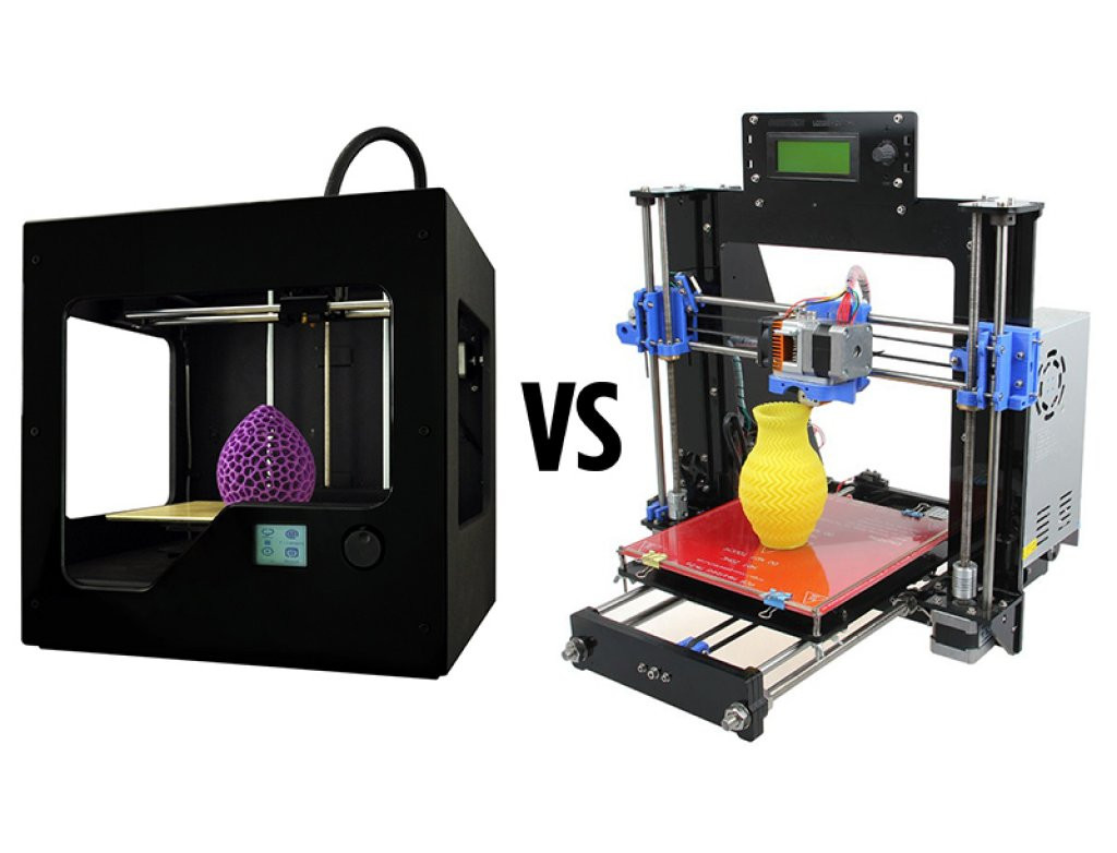 Best ideas about DIY 3D Printer Kit . Save or Pin Assembled 3d printers VS DIY 3d printer kits Now.