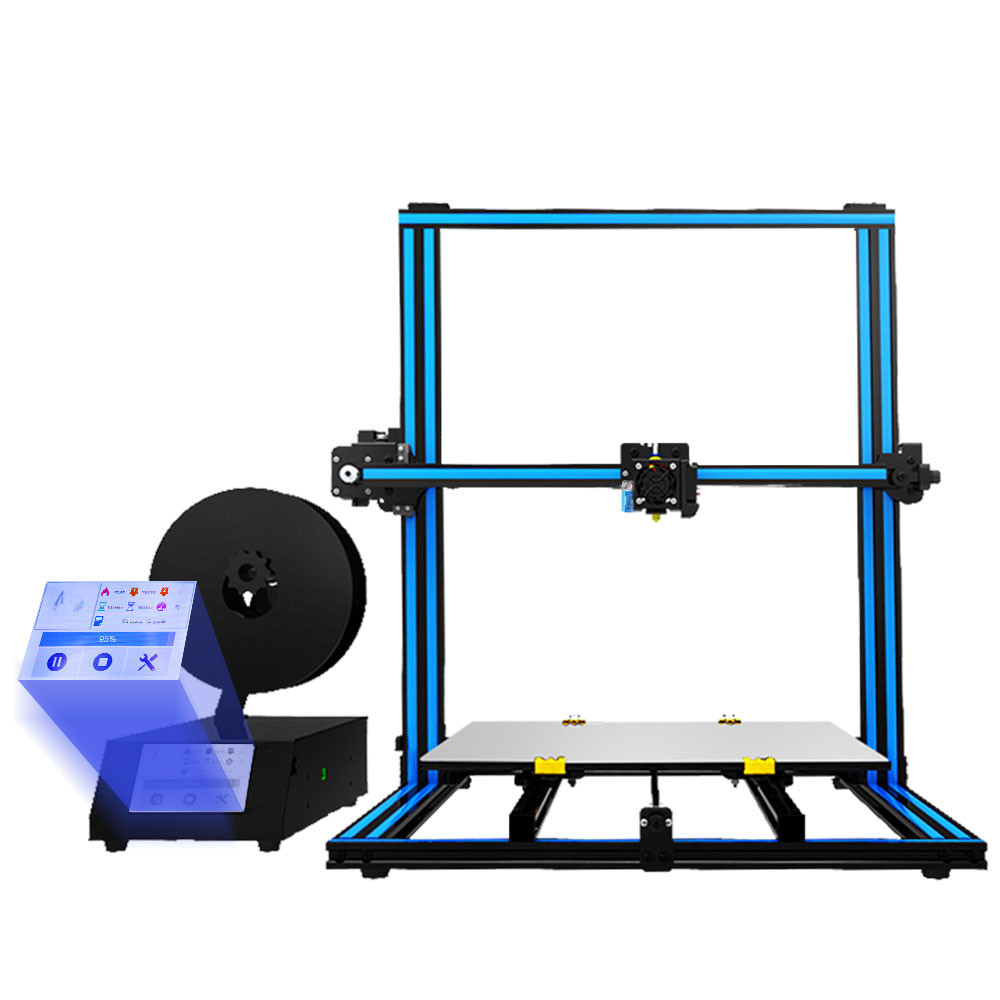 Best ideas about DIY 3D Printer Kit . Save or Pin TRONXY X3SA DIY 3D Printer Kit 330 330 410 Printing Size Now.