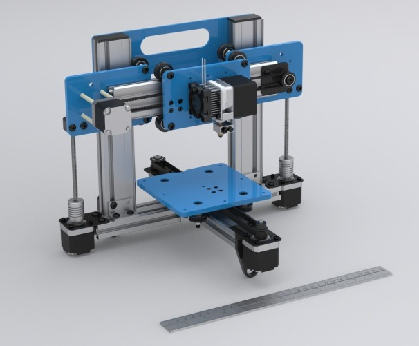 Best ideas about DIY 3D Printer Plans . Save or Pin 3D Printing Now.