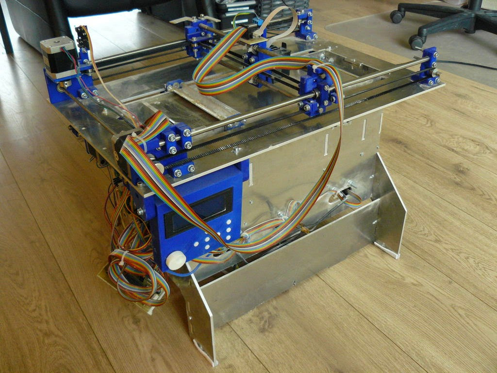 Best ideas about DIY 3D Printer Plans . Save or Pin DIY 3D Printing Now.