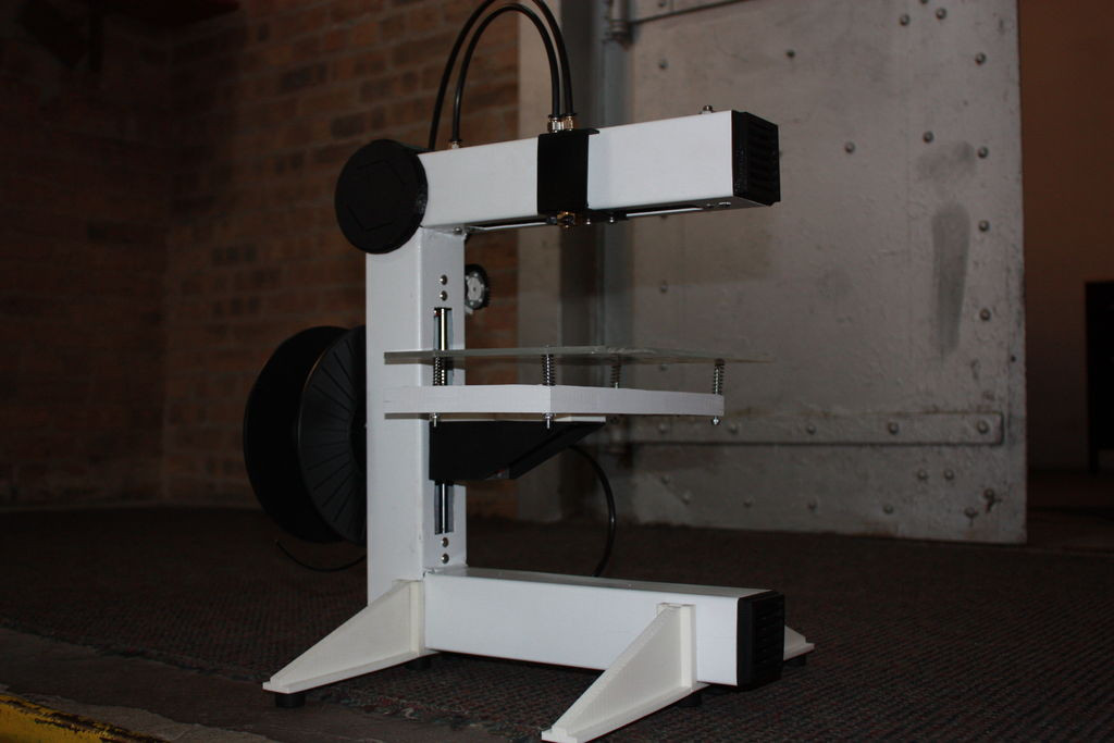 Best ideas about DIY 3D Printer Plans . Save or Pin Eventorbot Open Source DIY 3D Printer Free Plans Now.