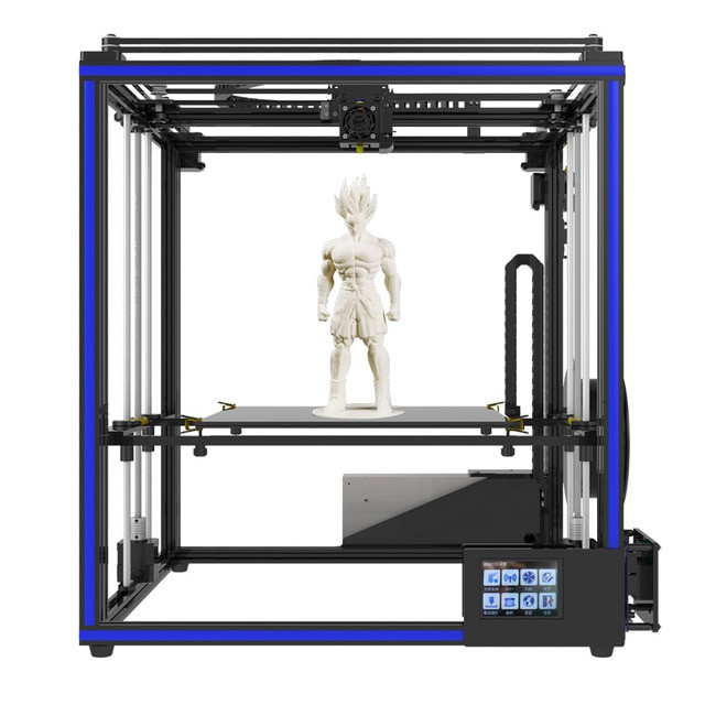 Best ideas about DIY 3D Printer Plans . Save or Pin 2018 Newest design Tronxy X5SA with touch screen Auto Now.