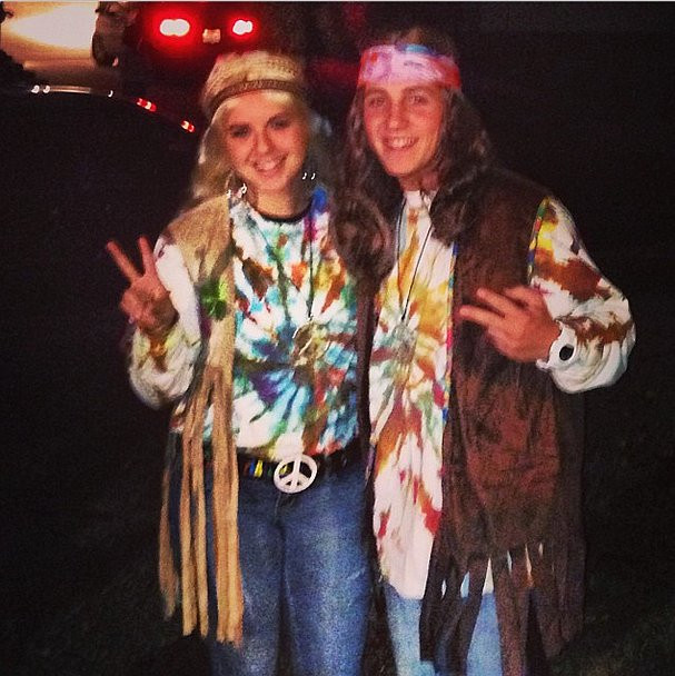 Best ideas about DIY 70S Costume . Save or Pin 70s Couple Now.