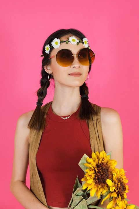 Best ideas about DIY 70S Costume . Save or Pin 18 Groovy 70s Costumes 1970s Style DIY Halloween Now.