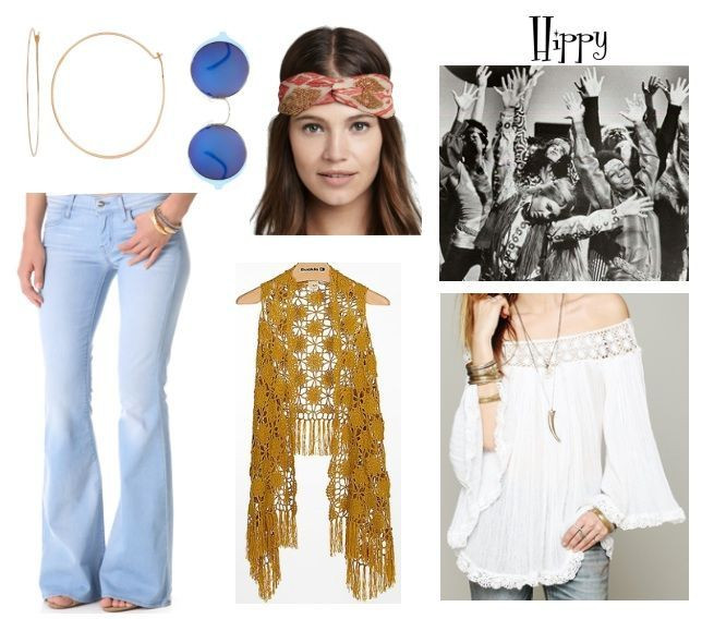 Best ideas about DIY 70S Costume . Save or Pin Image result for 60 s hippie Now.
