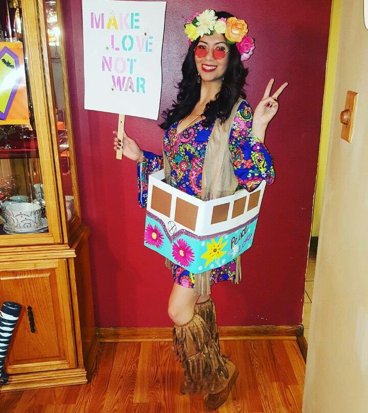 Best ideas about DIY 70S Costume . Save or Pin 25 best Hippie costume ideas on Pinterest Now.