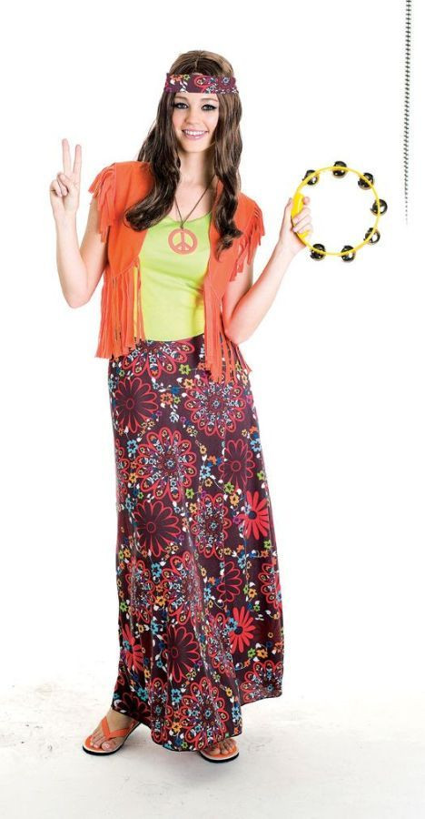 Best ideas about DIY 70S Costume . Save or Pin 17 Best ideas about Diy Hippie Costume on Pinterest Now.
