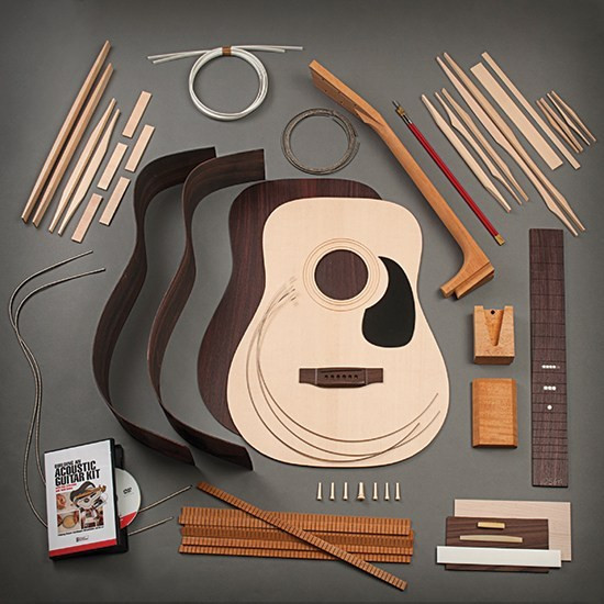Best ideas about DIY Acoustic Guitar Kits . Save or Pin Everything You've Always Wanted to Know About DIY Guitar Now.