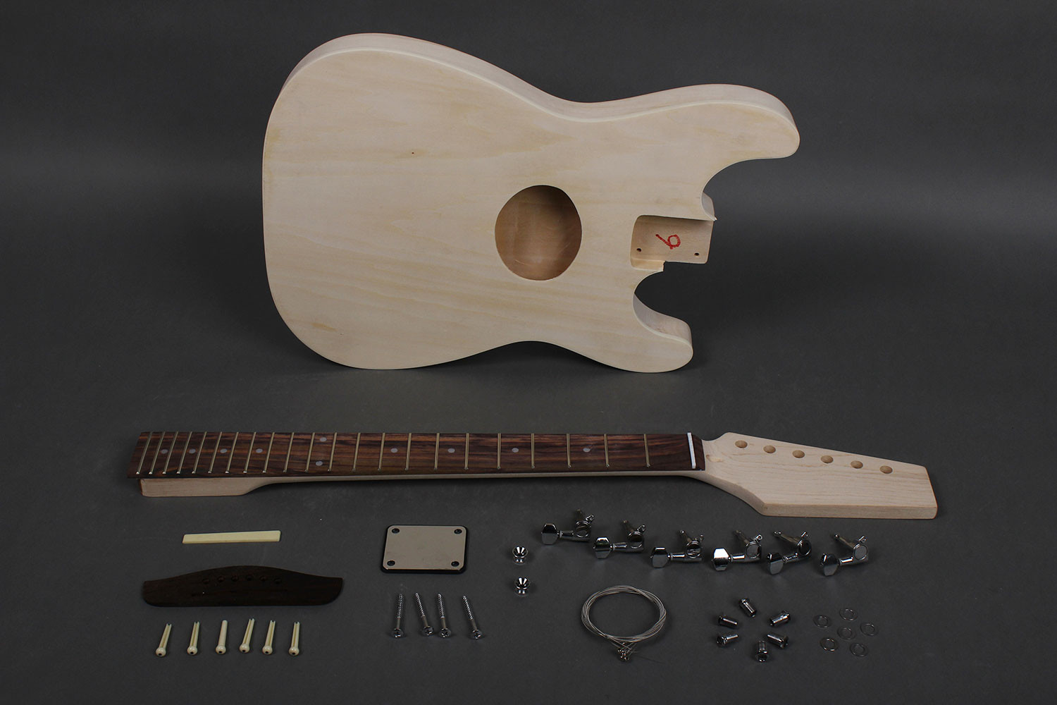 Best ideas about DIY Acoustic Guitar Kits . Save or Pin Special Acoustic Guitar DIY Kit Bolt on construction GK Now.