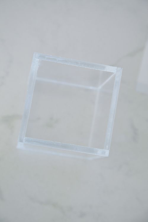 Best ideas about DIY Acrylic Box . Save or Pin DIY Acrylic Box Pencil Cup Rectangular Container how Now.