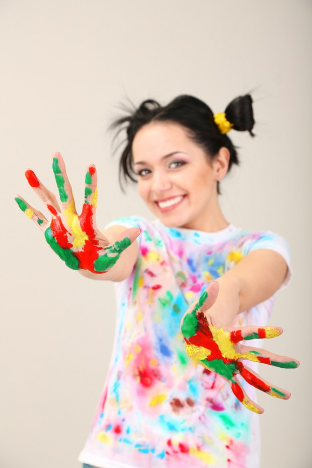 Best ideas about DIY Acrylic Paints . Save or Pin Acrylic Paint Fabric The Easiest Way To Make And Use It Now.