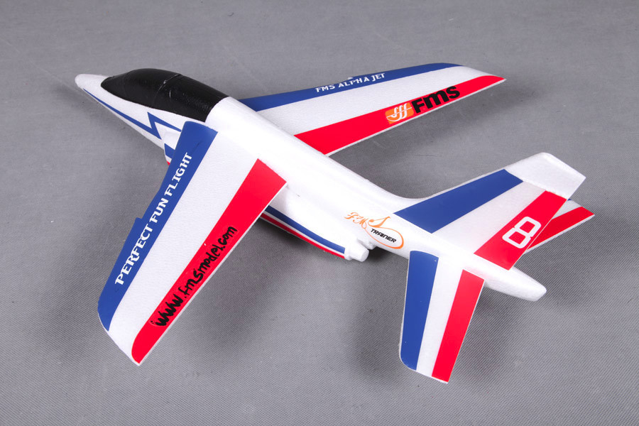 Best ideas about DIY Airplane Kits . Save or Pin FMS Free Flight Alpha Electric RC Airplane Kit 467mm Now.