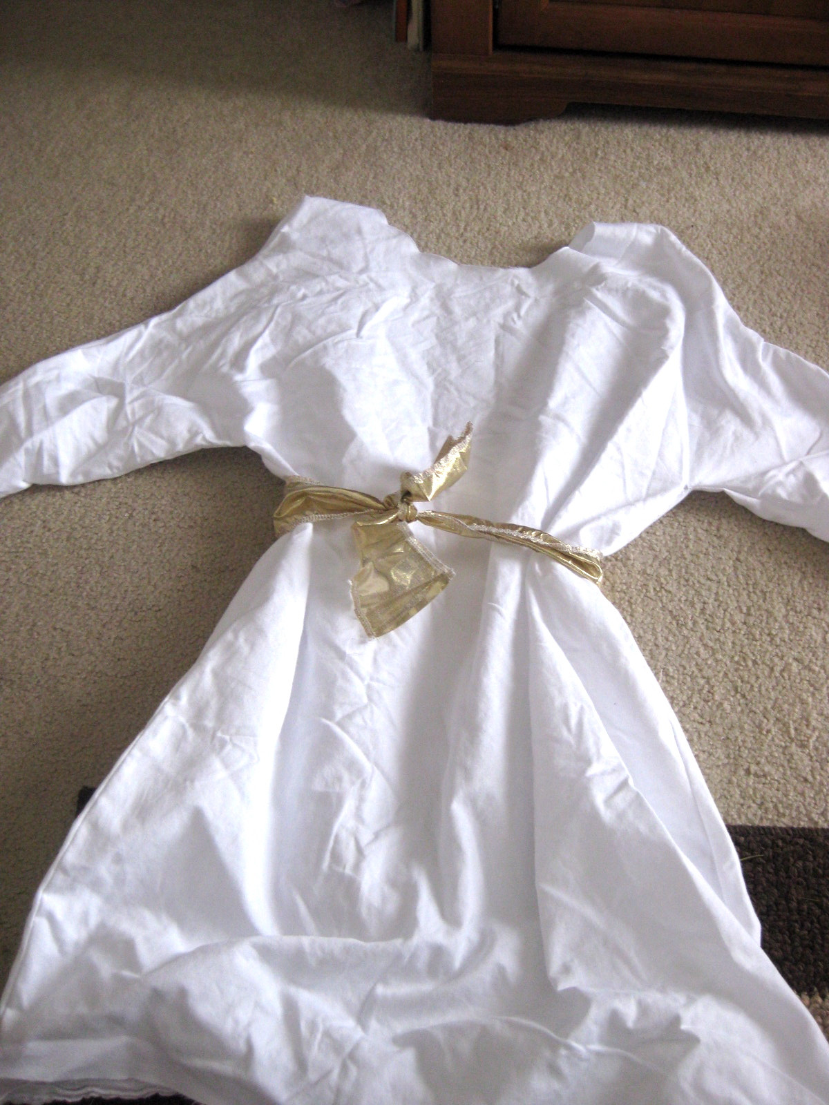 Best ideas about DIY Angel Costume . Save or Pin This Little Project DIY Nativity Costumes DONKEY and CAMEL Now.