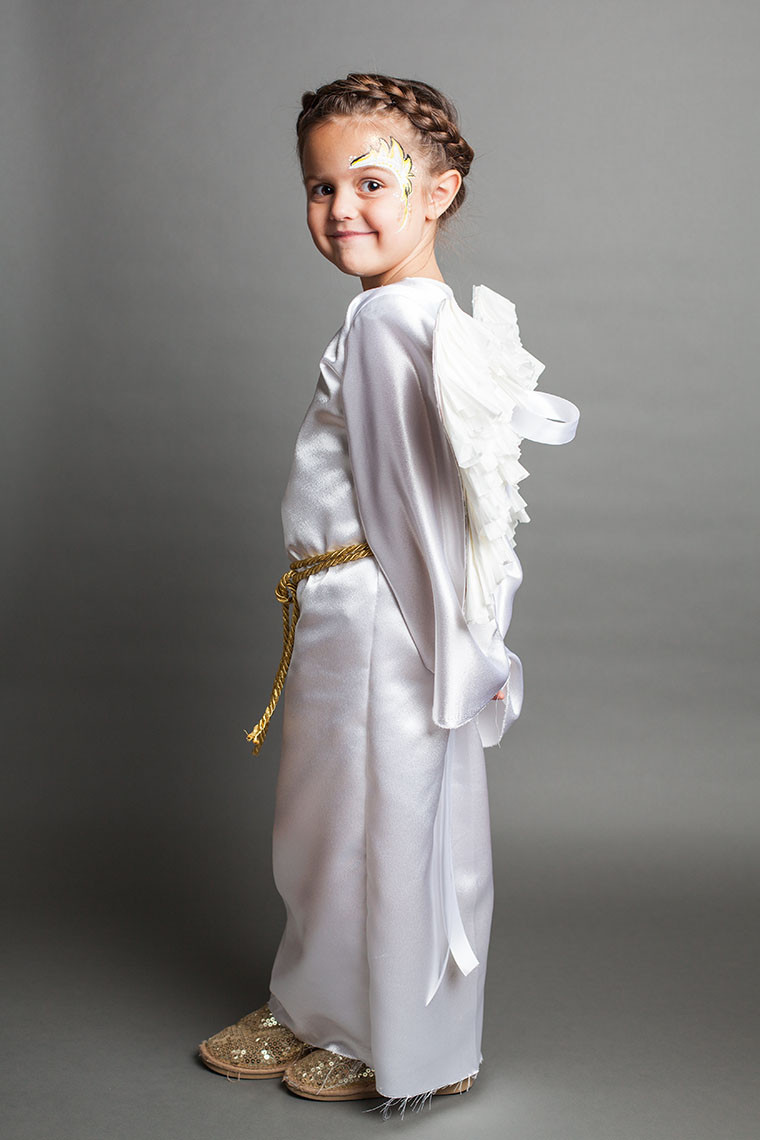 Best ideas about DIY Angel Costume . Save or Pin DIY Nativity Series The Face Paint and Reveal Jane Blog Now.