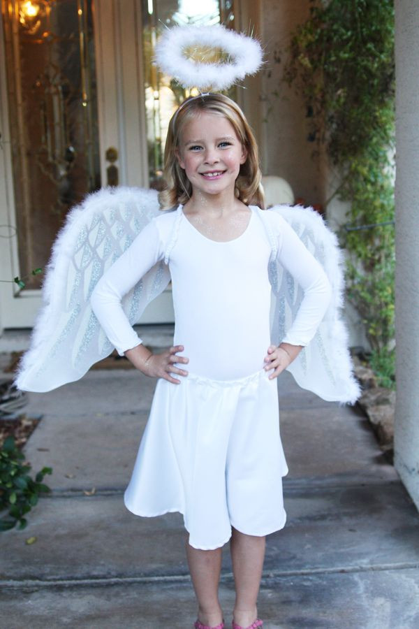 Best ideas about DIY Angel Costume . Save or Pin find joy in the journey halloween 2012 Now.