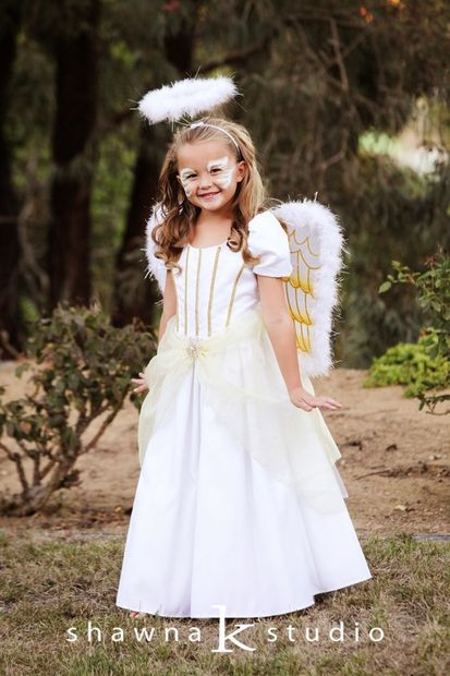Best ideas about DIY Angel Costume . Save or Pin Angel All Now.