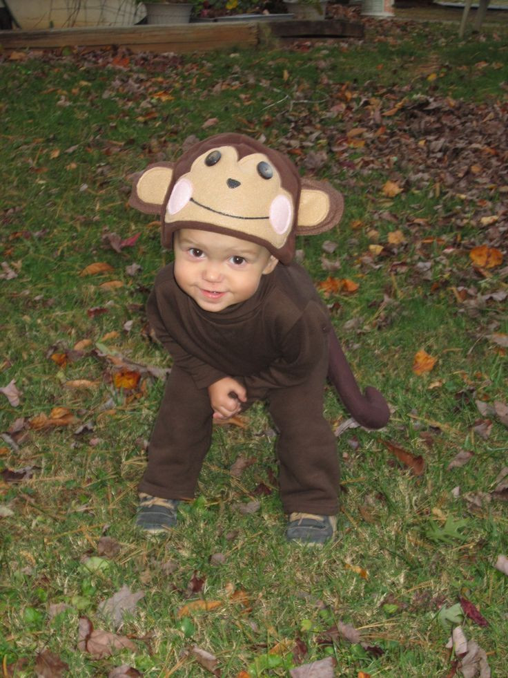Best ideas about DIY Animal Costumes For Kids . Save or Pin 25 best ideas about Monkey costumes on Pinterest Now.