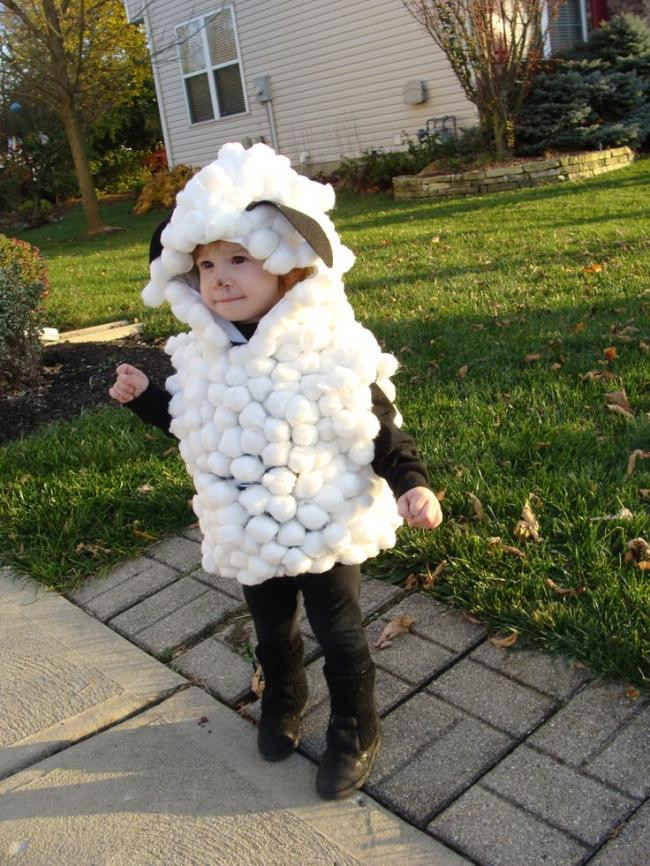 Best ideas about DIY Animal Costumes For Kids . Save or Pin Cute and Cuddly 12 DIY Animal Costumes for Kids Now.