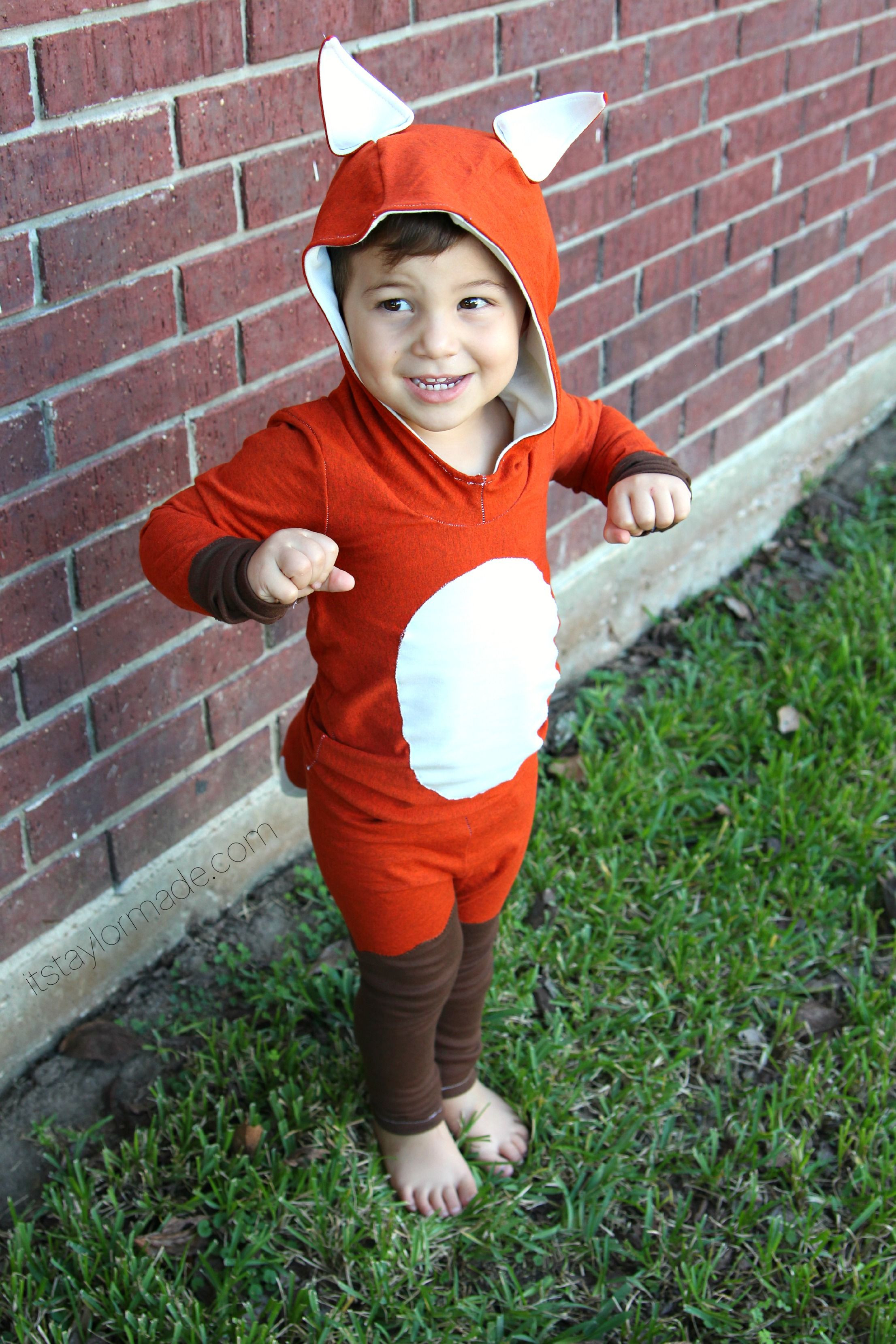 Best ideas about DIY Animal Costumes For Kids . Save or Pin Fox Costume DIY Ideas Now.