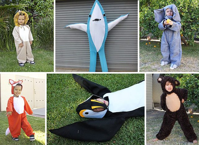 Best ideas about DIY Animal Costumes For Kids . Save or Pin Adorable DIY Animal Costumes for Kids Now.