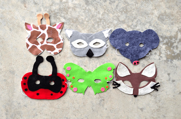Best ideas about DIY Animal Mask . Save or Pin Animal Masks and Disguise Kits Now.