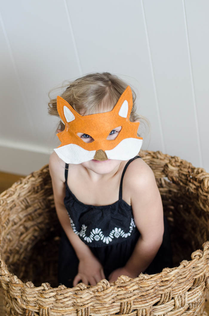 Best ideas about DIY Animal Mask . Save or Pin DIY Felt Animal Masks 6 Free Printable Templates Now.