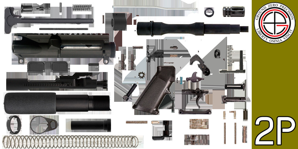 """Best ideas about DIY Ar 15 Kit . Save or Pin DIY 7 5"""" 223 5 56 AR 15 Pistol Project Kit 2P FREE Now."""