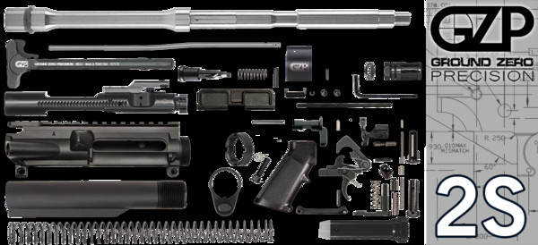 """Best ideas about DIY Ar 15 Kit . Save or Pin 16"""" Stainless 223 5 56 Carbine AR 15 Build Project Kit Now."""